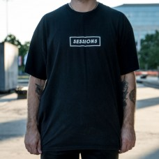 Sessions Box Tee