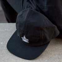Patched 5 Panel Cap